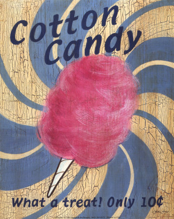 Click HERE for an amazing cotton candy recipie! :)