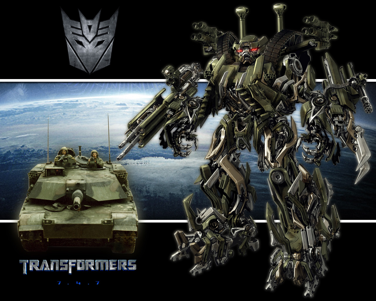Blackout Transformers Wallpaper Blackout